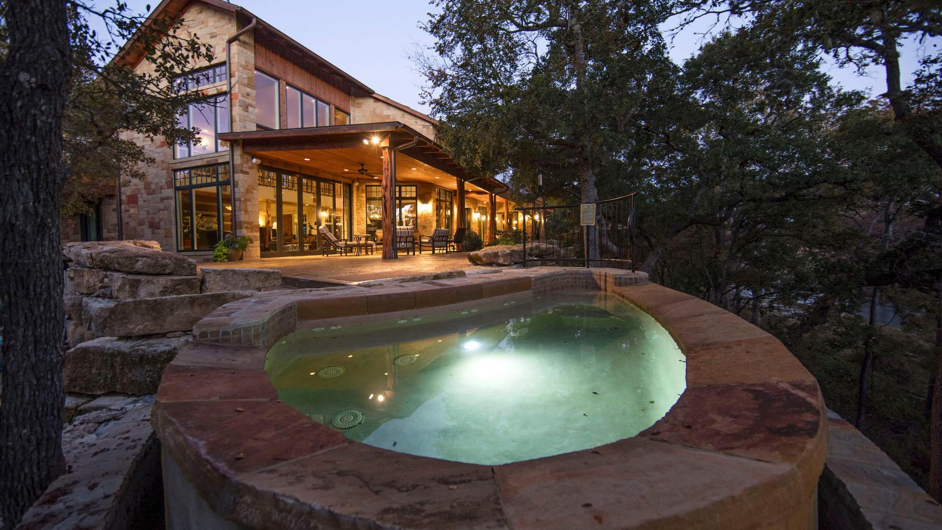 Lodging at Joshua Creek Ranch